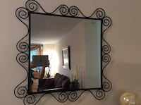 Beautiful framed mirror,29by 29 inch  great condition Toronto, M2R 2A3