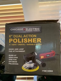 6inch dual Action Polisher Palmdale, 93551