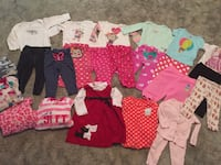 Baby girl 12 month lot of clothes Lansing, 48911