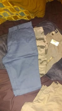 gray and brown camouflage pants Boise, 83709