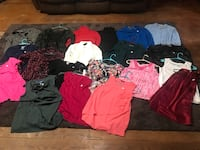 20 Piece Woman's Shirt Lot Size Large - all 20 for $30  Chillicothe, 45601