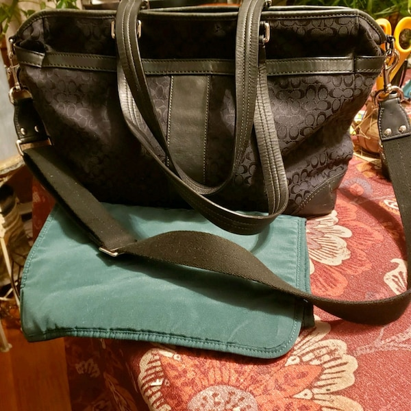 2242c67201d Used Coach diaper bag for sale in Lowell - letgo
