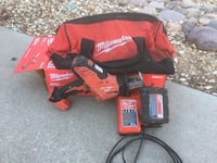 Milwaukee Hackzall power tool