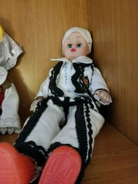 Dolls from middle east