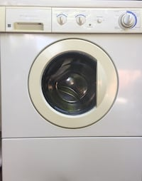 white front-load clothes washer Windsor, N8T 2K6