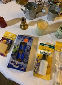 candles and candle making stuff  VIRGINIABEACH