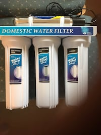 4-Stage Drinking Water Filter w/ 12-Piece Replacement Filter Set Nashville, 37210