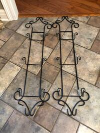 Plate Racks  NEW set of 2 with screws and Plate Rack  Baton Rouge, 70809