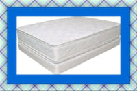 King double pillowtop mattress splitbox free deliv Ashburn, 20147