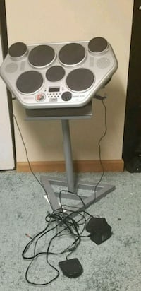 gray and black elliptical trainer Falls Church, 22042