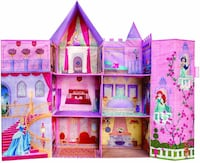 USED Disney princess castle similar to pictured Calgary, T3L 3C3
