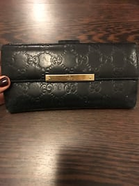 AUTHENTIC Gucci continental leather wallet Toronto, M4P 1R2