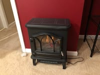 Room heater with fire light Wake Forest, 27587