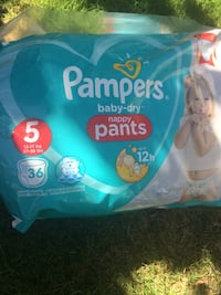 Pampers 5 6552 km