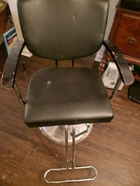 Used barber chair