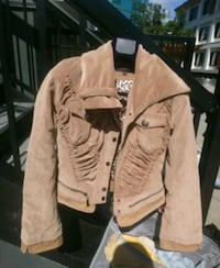 brown button-up jacket Vancouver, V6B 1T9