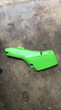 1984KDX 200 left rear fender Watertown, 06795