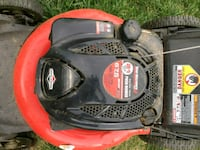 red and black push mower Greeley, 80634