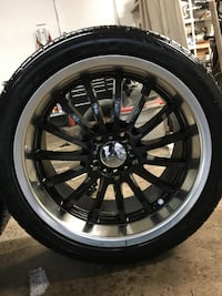 Mercedes benz wheels and tires 5 lug Port Orchard, 98367