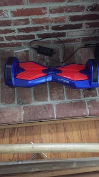 Lazy hover board with blue tooth speaker and LED lights Rockville, 20854