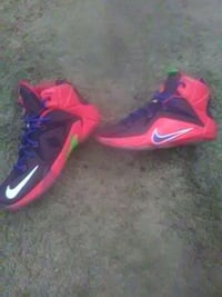 Very Rare Nike Lebron James Sz 7.5