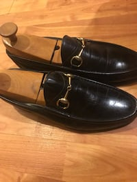 Black Gucci loafers Silver Spring, 20902