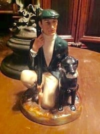 RETIRED ROYAL DOULTON FIGURINE   NAME : GAME KEEPER   SERIAL NUMBER : HN2879   Series: Character Studies  Toronto, M5A