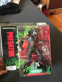 Predator 2004 action figure.