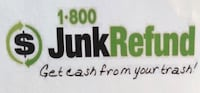 Junk Removal with Cash Back! Rockville