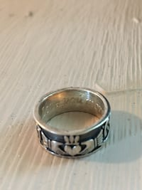 Claddagh ring size 5 Leominster, 01453