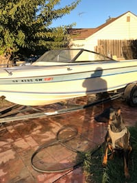 Boat for sale needs motor 600 as is
