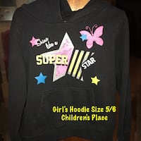 Children's Place Hoodie - Size 5/6