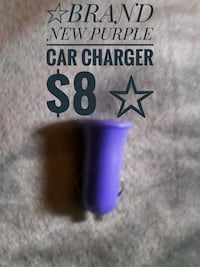 ☆Brand New Purple Car Charger☆ 10%Off!