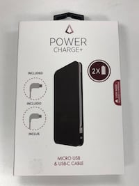 New in package-5000maH power charge battery pack Toronto, M8V