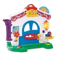 Fisher-Price Learning Home Playset with lights & sounds   Los Angeles, 90027