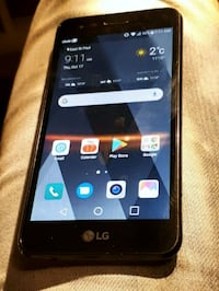 LG K4 UNLOCKED AND READY TO USE New Westminster, V3M 3L1