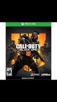 Call of duty black ops Xbox  Parma, 44129