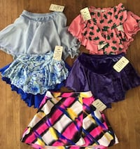 Figure Skating Skirts Clearview, L0M 1S0