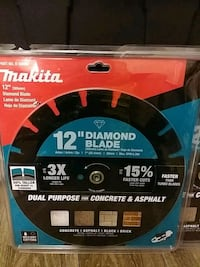 "Makita 12"" (305mm) Diamond Blade Albuquerque"