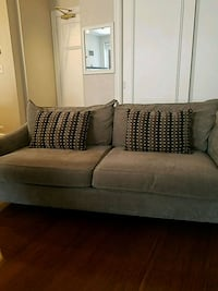 gray/brown couch $249 OBO Chicago, 60657