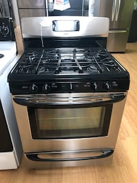 Stainless Steel Kenmore Gas Stove  Woodbridge, 22191