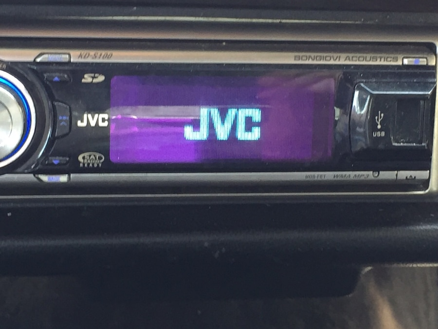 Jvc car stereo spare parts 10