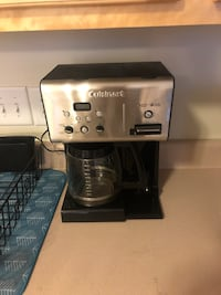 Cuisinart coffee machine and hot water maker Cameron, 28326