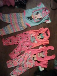 Baby girl clothes 3/6 months Carmichael, 95608