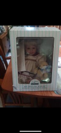 """""""My special angel """"Collector Vinyl Doll Stephens City, 22655"""