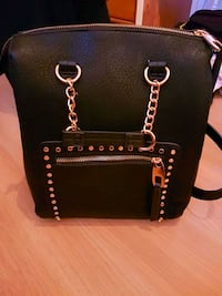 Black backpack (Accesorize brand). Used twice only Oslo, 0774