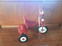 toddler's red and white trike Burlington, L7M 1R7