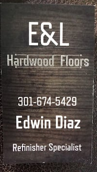 refinishing hardwood floors Gaithersburg, 20877
