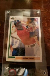 Jordan rookie card,mint condition