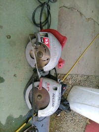 To good working Saw's